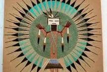 Sand Paintings/Navajo