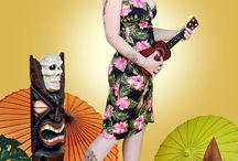Steam Punk/Rockabilly/Hipster/New Gen Ukulele-ist / The new generation of ukuleleist
