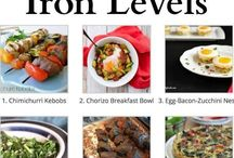Iron Enriched Foods