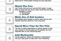 Blog & Social Media & Site