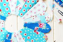 Make It - Paper Piecing / A collection of fun paper piecing tutorials