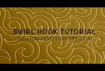 YouTube Tutorials Free Motion Quilting