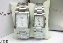 Jam Tangan Couple / Kumpulan pic jam tangan couple di www.dejamtangan.com
