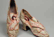 Mid 18th century shoes