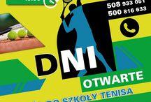 """KS """"Przyszłość"""" - tenis Warszawa Włochy"""
