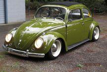 VW Beetle & Bus & Karmann