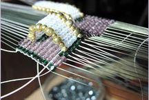bead weaving / by Corinne Kehoe