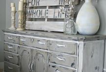 painted furniture / by Lisa Clark