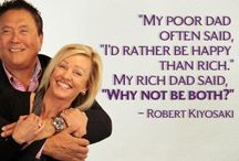 Robert Kiyosaki / Rich Dad thoughts