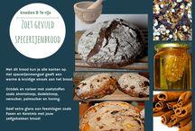 lente bij desembroodbakjezelf! / Met deze online workshop desembrood bakken leer je stap-voor-stap prachtige desembroden bakken!