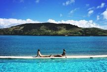 Brilliant blue of island bliss / by Hamilton Island