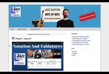 News about LearninJazzGuitar