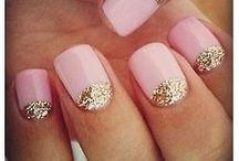 Love These Nails! <3 / by Chrystie at Money Saving Sisters