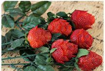 adornar con frutas