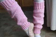 Knitting:Girls