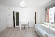 Lares Rehabilita • Pizarro I / Vivienda en Rúa Pizarro 55, Vigo • Rehabilitación llevada a cabo por  Lares. Diseño funcional y sencillo, siempre concebido para el alquiller. #Galicia #Cangas #Rehabilitación #Vigo #inmobiliarialares #aluguer #alquiler #Home Staging