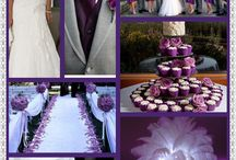 Wedding - Colour Theme Idea's