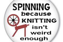 Kehrääminen / Spinning