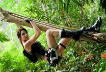 Lara Croft (Tomb Raider) - Cosplays / Disfraces / Cosplays / Disfraces basados en el personaje Lara Croft, de Tomb Raider.