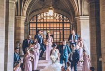 Bridal Party / Showcasing Wedding Photography by Everlasting Moments.