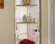 Rustic decorations / by Laura Howard