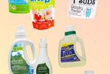 Vegan, organic products