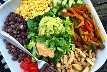 The Future of Protein / Vegetarian & Vegan dishes including meat substitutes.