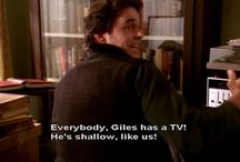 Buffy the Vampire Slayer / All things Buffy