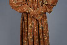 Women's dress 1830's / by Camille Tyler