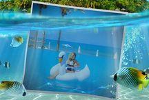 Janna Sur Mer is a tropical beach resort