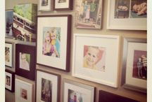Gallery Wall ideas / by Cherish Everyday