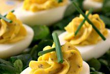 food- eggs / by Penny Herbert