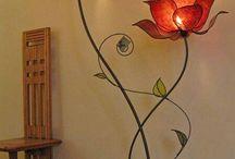 Adornos e decoração