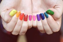 Nail Art Inspiration / by Jen Cote