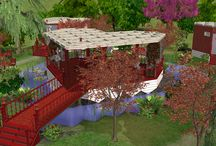 Sims2 lots / Budovy do Sims2