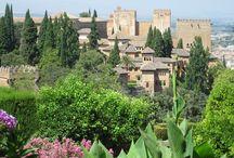 Jardins do Mundo - Alhambra, Andaluzia, Espanha / Imagens deste Patrimônio Mundial informações:  http://pt.wikipedia.org/wiki/Alhambra