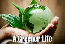 Eco-living / Remembering the planet is on loan to us to live and share with.