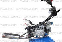 Trainer Sepeda Motor Kymco / Trainer Sepeda Motor Kymco