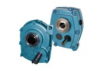 Shaft Mount Speed Reducers (SMSR's) / Shaft mount speed reducers (SMSR's) are widely used in the quarrying industry. They are mounted directly on to conveyor drive drums and powered by an electric motor and a set of Vee Belts