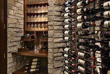 Basement winery