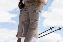 Ski fashion
