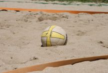 Beach volleyball / <3