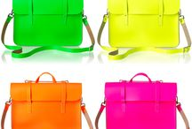 Neon Muse / Neon is one of the hottest trends for Spring/Summer 2013
