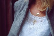 Necklace & top / Necklace combo