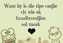 Afrikaans... lief dit