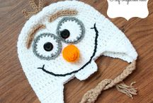 Frozen Hat Crochet