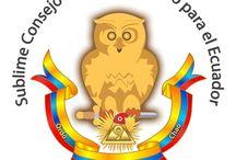 Sublime Consejo del Rito Moderno para el Ecuador / Potencia Masónica Filosófica de Altos Grados del Rito Moderno o Francés, para el Ecuador.