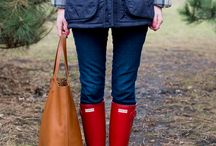 Red Boots / Jill wears red boots... Just a Jill thing, nothing more nothing less.