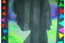 profil ombre tete