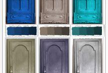 Annie Sloan colours
